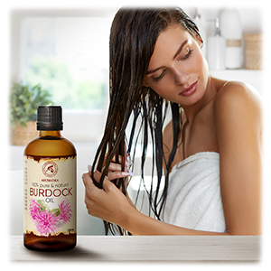 Burdock Oil for Hair Prime Organic Leaf Pure Root Natural Hair Hair Care Seeds Darcy Cut Tincture