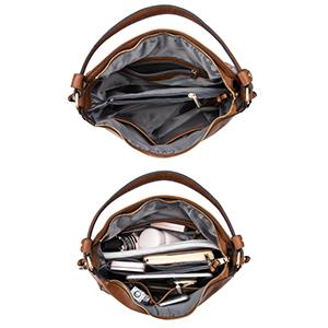 sacs sac en bandoulière femme sac besace femme sac fourre tout femme sac cuir femme Marron