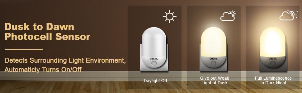 Dusk to Dawn Photocell Sensor
