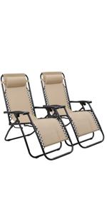 patio zero gravity chairs