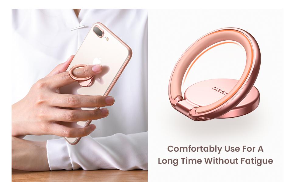 cell phone ring holder phone finger ring kickstand holder metal ring grip holder stand