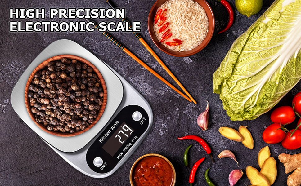 kitchen scale for food