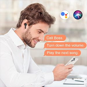 Lermom wireless earbuds P2-07