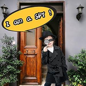 I am a spy