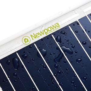 newpowa 180w solar panel Mono