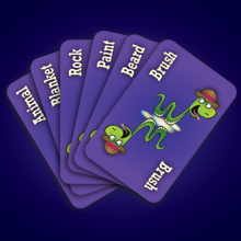 Snake Oil Word Cards