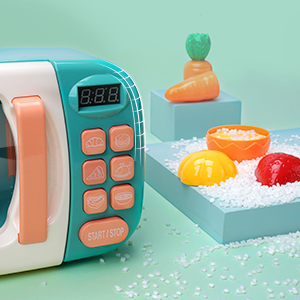 kids microwave oven toy