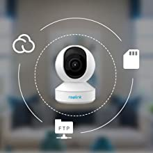 Flashandfocus.com d896a5fa-ccc7-407f-9549-b7b348873cec.__CR0,0,300,300_PT0_SX220_V1___ Indoor Security Camera, Reolink 5MP Super HD Plug-in WiFi Camera with Pan Tilt Zoom/ Motion Alerts, Ideal for Baby…