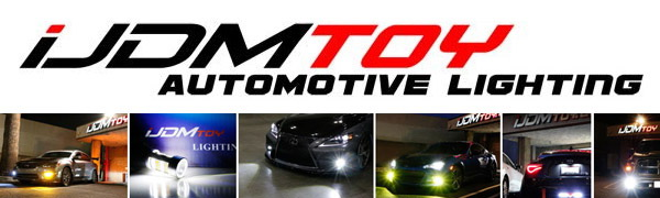 iJDMTOY Automotive Lighting Accessories
