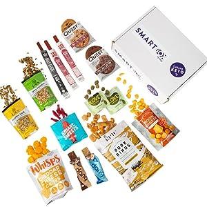 keto snack package