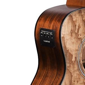 Kadence guitar equilizer