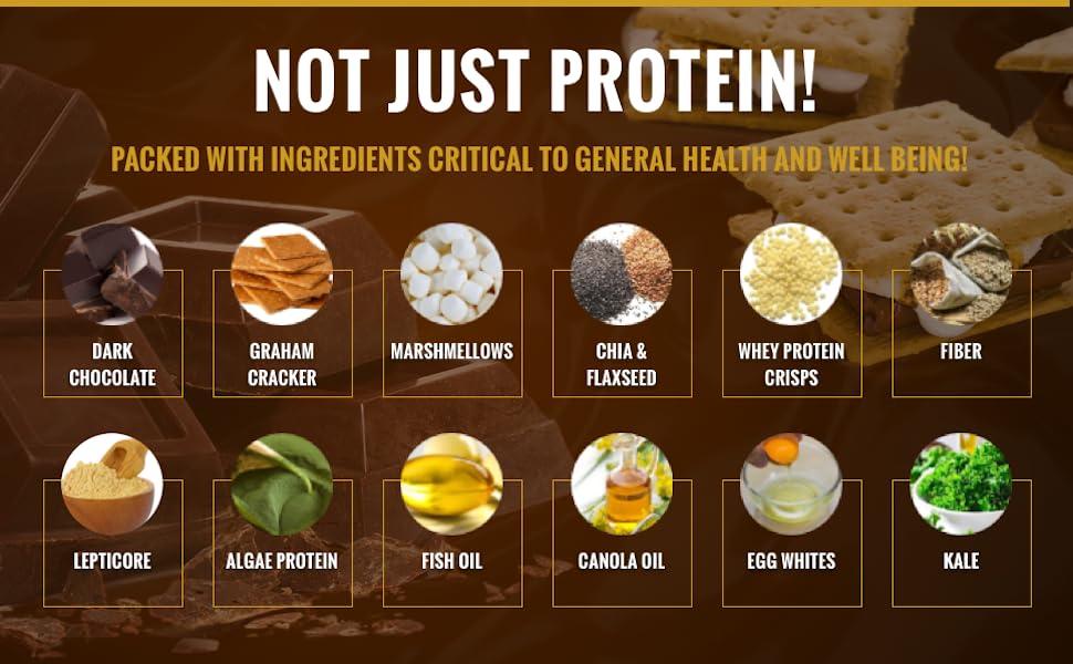lepticore, protein, algae protein, fish oil
