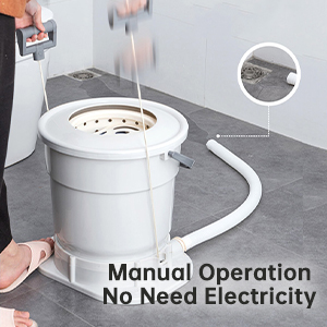 portable manual clothes dryer