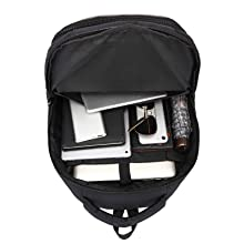 office bag bike casual travel gear USB charger slot litre large leather laptop briefcase