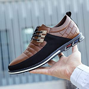 Mens Yokest Business Loafers Driving
