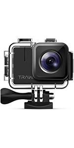 APEMAN 4k action camera 20MP waterproof camera underwater camera EIS sport camera