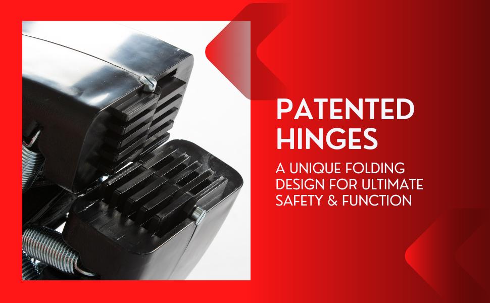 Folding Hinge Design