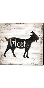 Farmhouse Goat by Jennifer Pugh