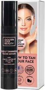 self tanner face