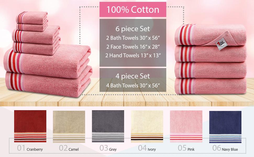 Fem towels