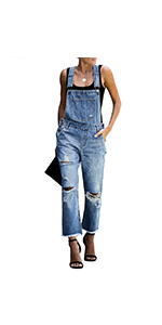 jeans overall jumpsuits denim overalls for women