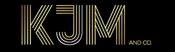 KJM and Co Logo