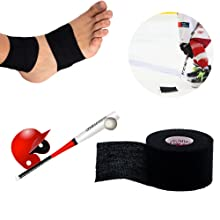 baseball tape, ankle tape, black sports tape