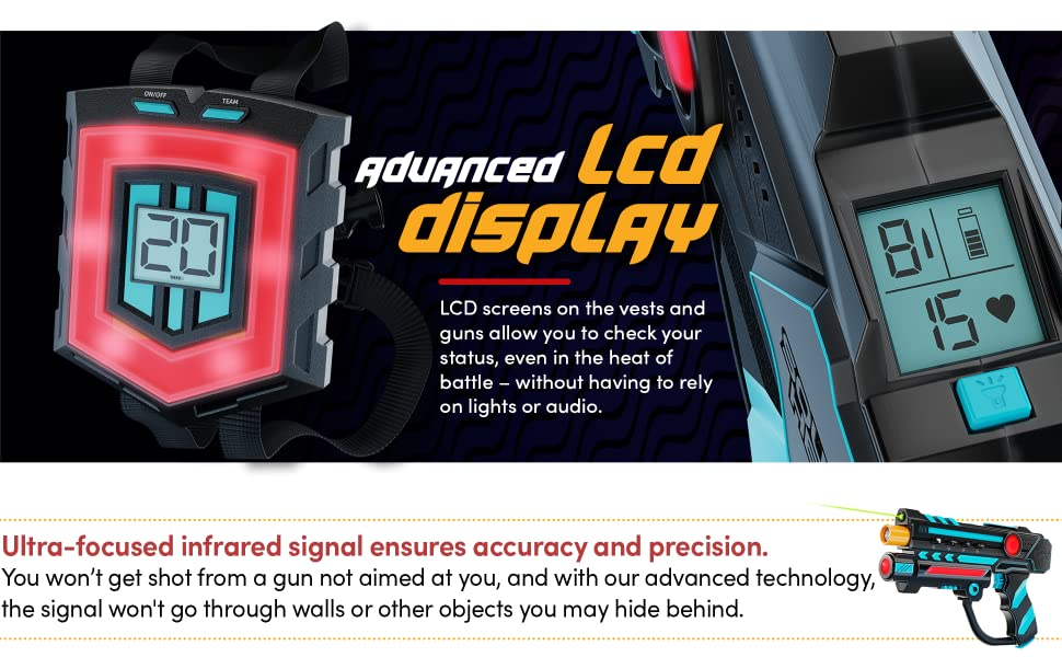 Advanced LCD Screens