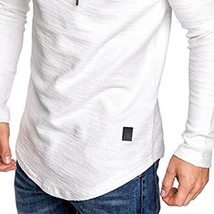 Mens Cotton Sport Muscle Tee Shirt Top