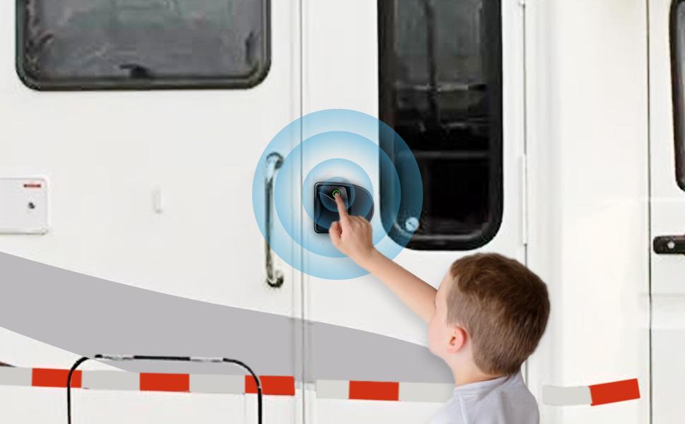 Easy for children to unlock
