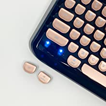 KnewKey Retro Bluetooth Mechanical Keyboard