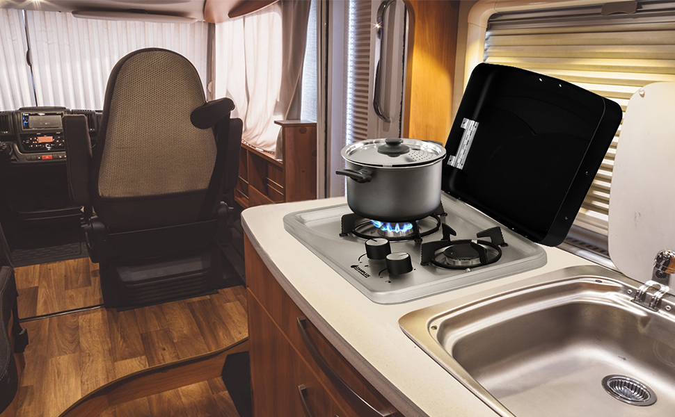 built-in rv cooktop,rv propane cooktop, 2 burner rv cookstove