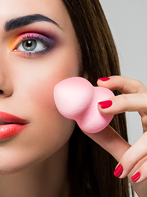 makeup sponge