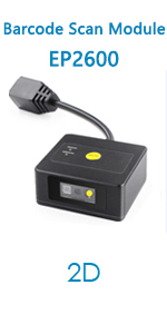 EP2600 barcode scanner module