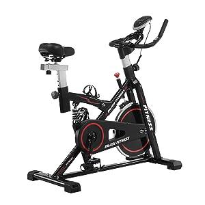 belt drive exercise bike