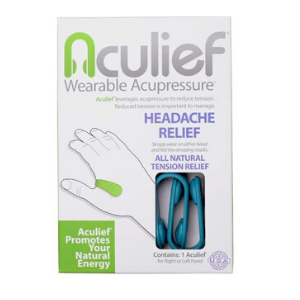 Amazon.com: Aculief - Award Winning Natural Headache ...