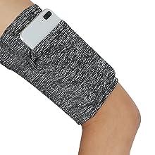 Cellphone Wristband Armband Sleeve Case Strap Holder for Biking Running Walking Hiking Jogging