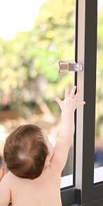 Sliding Door Locks Child Safety Closet Bifold Door