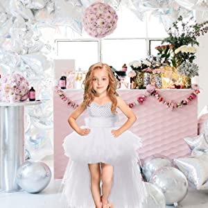 toddler prom dresses,pink dress for girls,white dress for girls