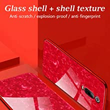 Glass Shell case cover