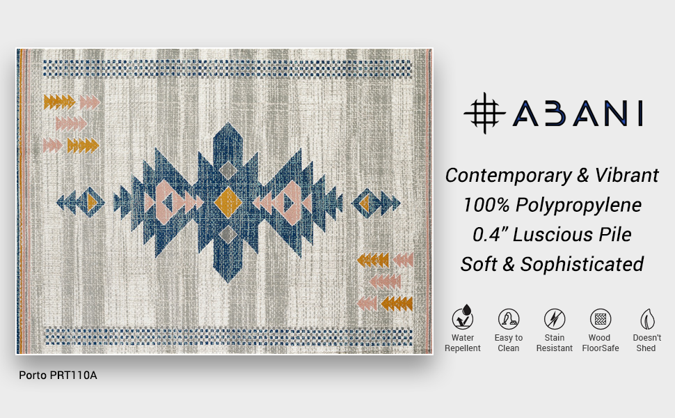 Abani Rugs- Porto Collection