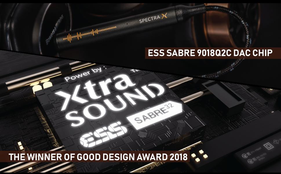 SpectraX,NextDrive,Audio DAC,Earphones,Amplifier,DAC,i-res audio, micro-usb, usb,portable,music