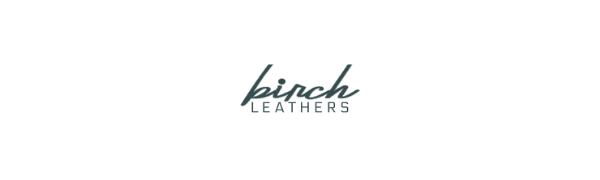 birch leathers travel wallet