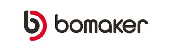 bomaker logo