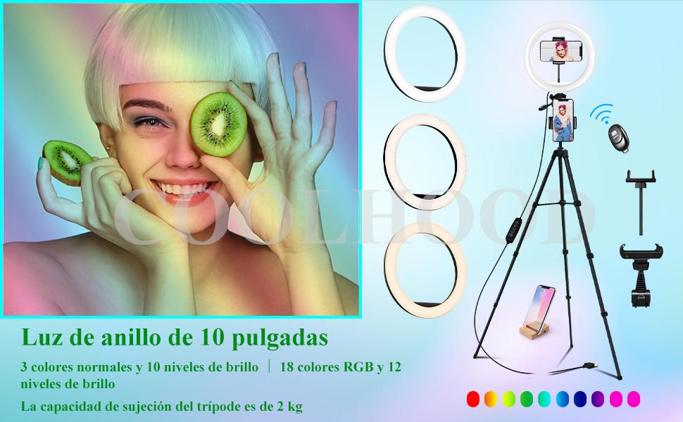 """10"""" Ring light"""