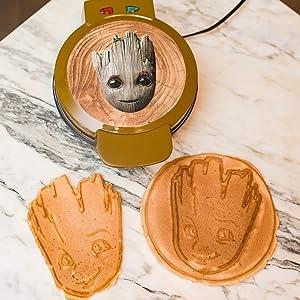 Groot Waffle Maker Marvel