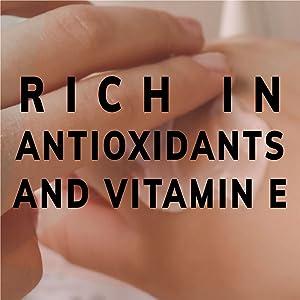 Rich Antioxidant Anti-Oxidant Vitamin Vit E Superfood Skin Care Softener Lotion Moisterizer Natural
