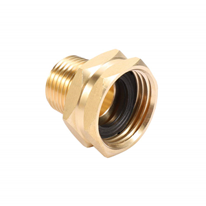 GHT to NPT Adapter Brass Fitting