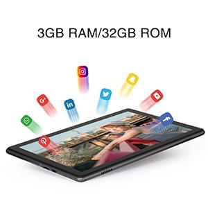 3gb ram tablet