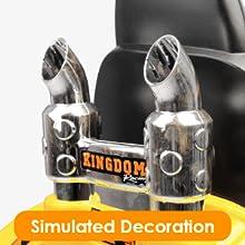 simulated Decoration